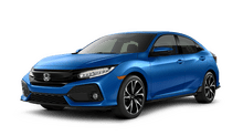 2017_Honda_Civic Hatchback_Sport Touring_ Moncton NB