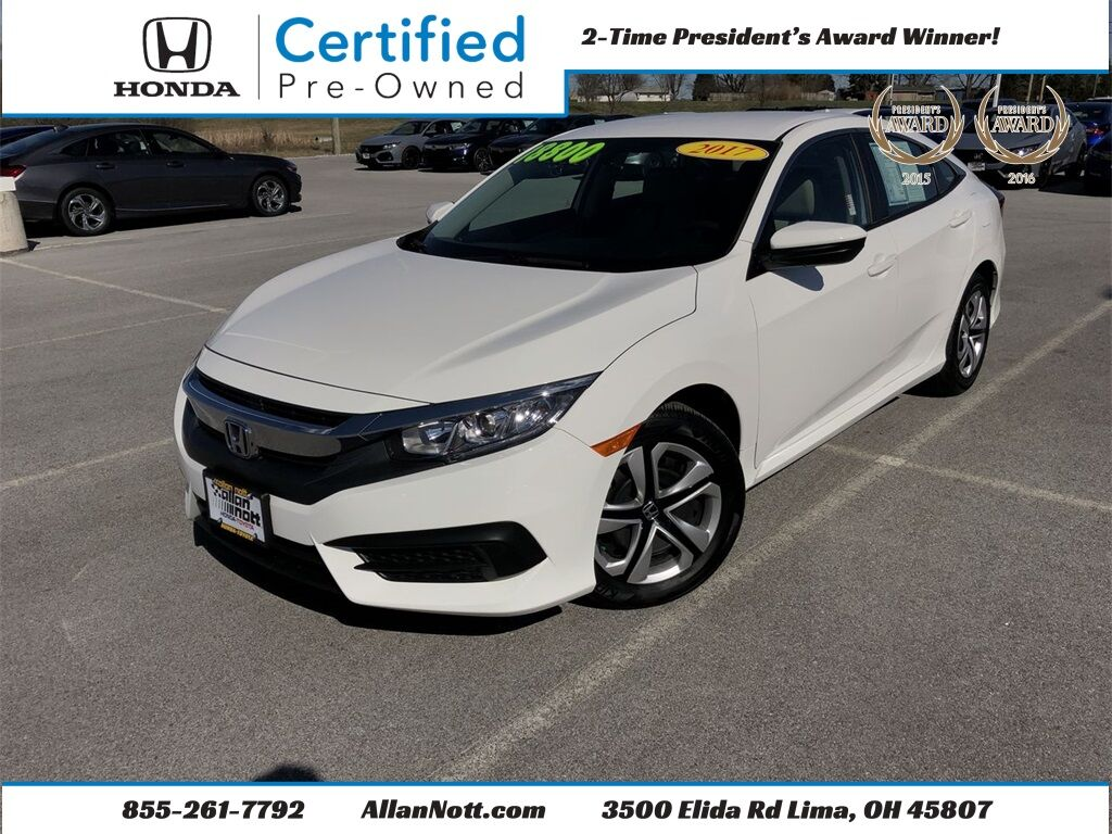 Used Honda Civic Lima Oh