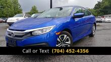 2017_Honda_Civic_LX Sedan CVT_ Charlotte and Monroe NC