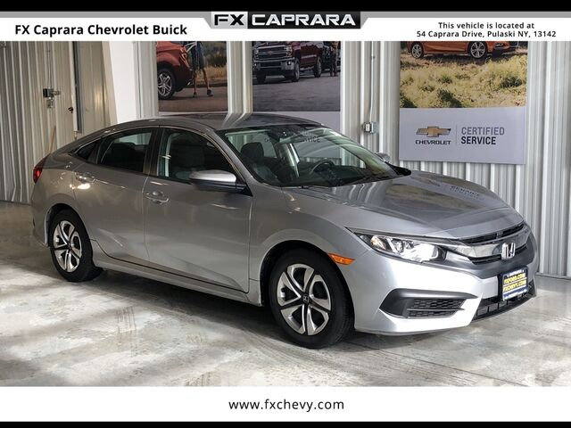 2017 Honda Civic LX Watertown NY