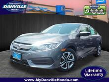 2017_Honda_Civic_LX_ Danville VA