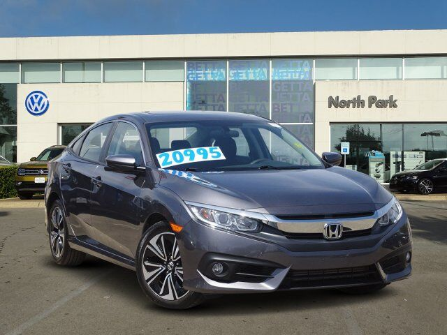 2017 Honda Civic Sedan EX-T San Antonio TX