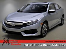 2017_Honda_Civic Sedan_EX_ Moncton NB