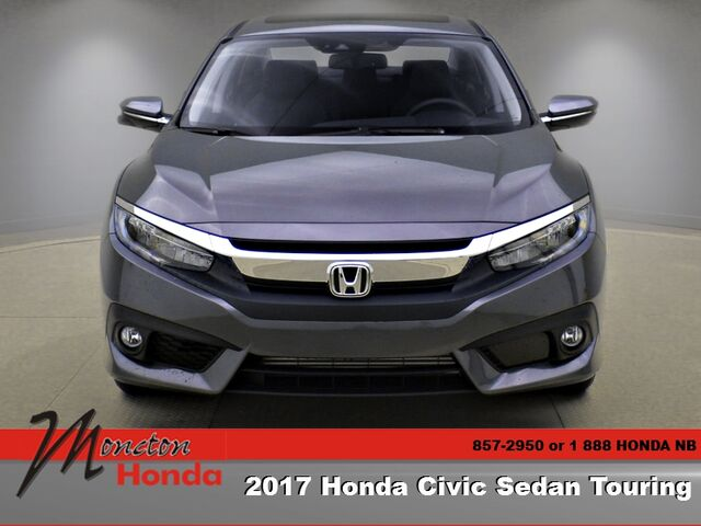 2017 Honda Civic Sedan Touring Moncton NB