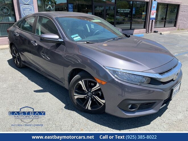 2017_Honda_Civic Sedan_Touring_ San Ramon CA