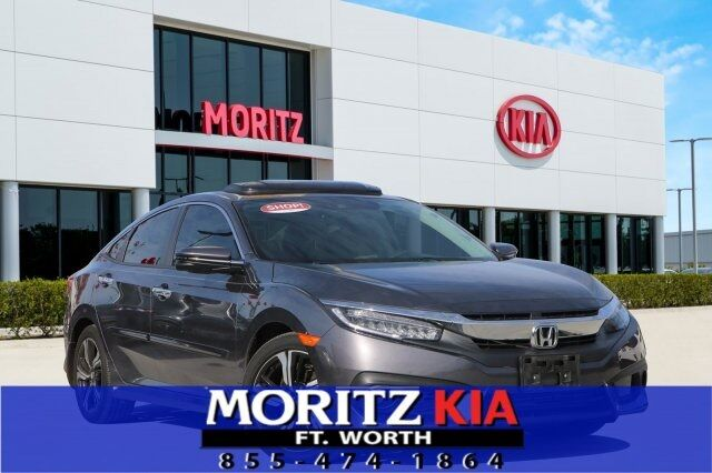 2017 Honda Civic Touring Fort Worth TX