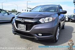 2017_Honda_HR-V_EX-L / AWD / Heated Leather Seats / Sunroof / Navigation / Bluetooth / Back Up Camera / LaneWatch Right Side Camera / Cruise Control / 31 MPG / 1-Owner_ Anchorage AK