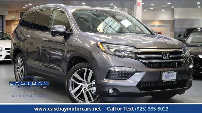2017_Honda_Pilot_Touring All Wheel Drive_ San Ramon CA