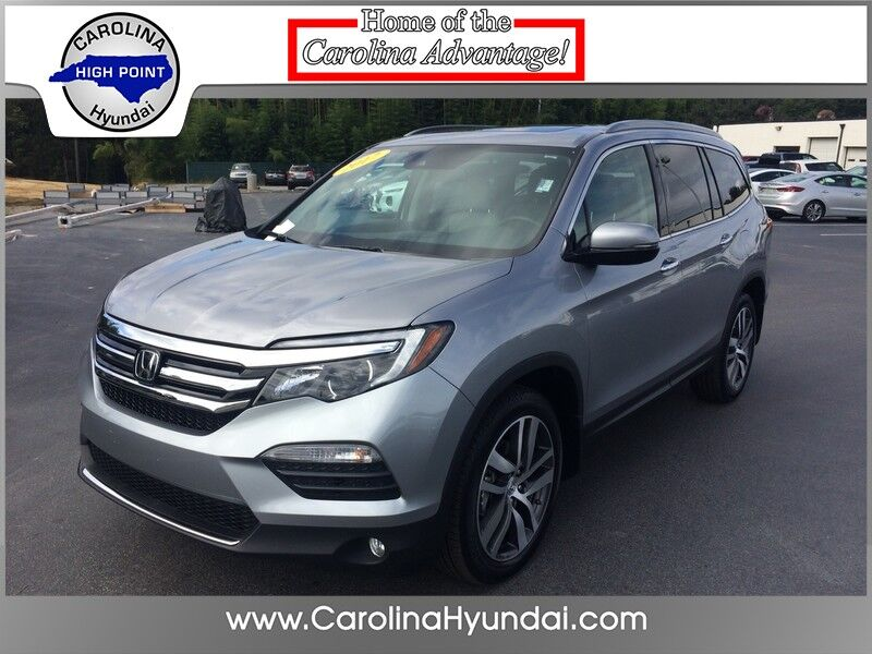 Charming 2017 Honda Pilot Touring High Point NC