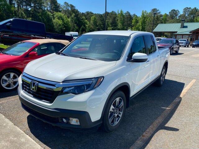 2017 Honda Ridgeline RTL-T Monroe GA