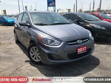 2017_Hyundai_Accent_GL   ONE OWNER   HEATED SEATS   BLUETOOTH_ London ON