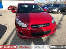 2017_Hyundai_Accent_GL   ONE OWNER   HEATED SEATS_ London ON