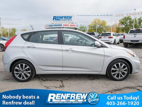 2017 Hyundai Accent LE Automatic, Sunroof, Heated Seats, Remote Start Calgary AB