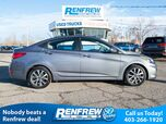 2017 Hyundai Accent LE, Sunroof, Remote Start, Heated Seats, Bluetooth, SiriusXM Satellite Radio, Air Conditioning