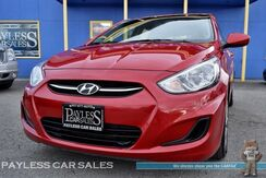 2017_Hyundai_Accent_SE Hatchback / Automatic / Cruise Control / Air Conditioning / Block Heater / 36 MPG / 1-Owner_ Anchorage AK