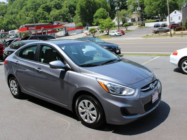 2017 Hyundai Accent SE Roanoke VA