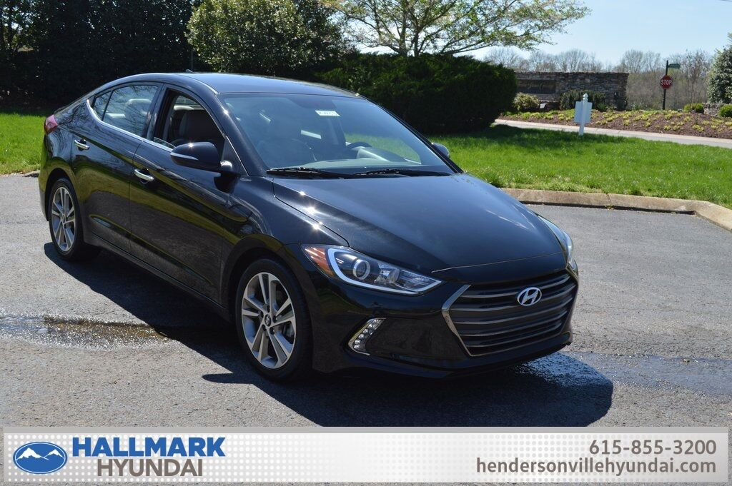 2017 Hyundai Elantra Limited Franklin Tn