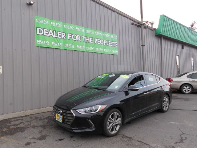 2017 Hyundai Elantra Limited Spokane Valley WA