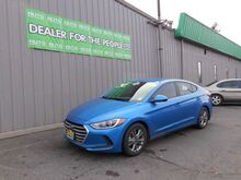 2017_Hyundai_Elantra_Limited_ Spokane Valley WA