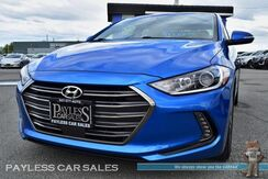 2017_Hyundai_Elantra_Limited Ultimate / Tech Pkg / Front & Rear Heated Leather Seats / 8 Touchscreen Navigation / Sunroof / Infinity Speakers / Apple CarPlay & Android Auto / Adaptive Cruise Control / Lane Departure Warning / Back Up Camera / 37 MPG / 1-Owner_ Anchorage AK