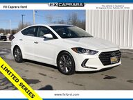 2017 Hyundai Elantra Limited Watertown NY