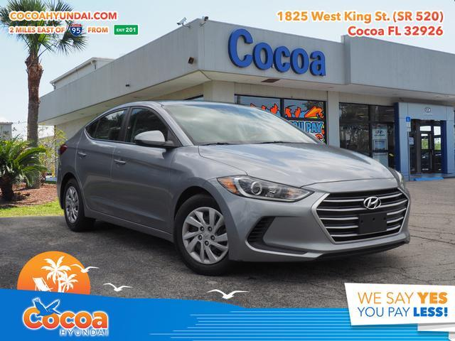 2017 hyundai elantra sefor sale orlando fl titusville. Black Bedroom Furniture Sets. Home Design Ideas