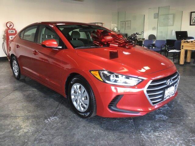 2017_Hyundai_Elantra_SE_ San Jose CA