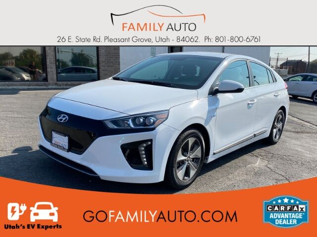 2017 Hyundai Ioniq Electric Limited Pleasant Grove UT