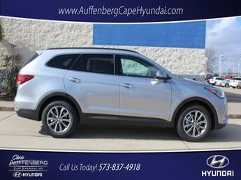 2017_Hyundai_Santa Fe_SE_ Cape Girardeau