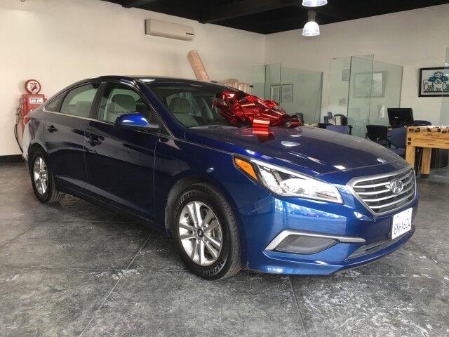 2017_Hyundai_Sonata_2.4L_ San Jose CA