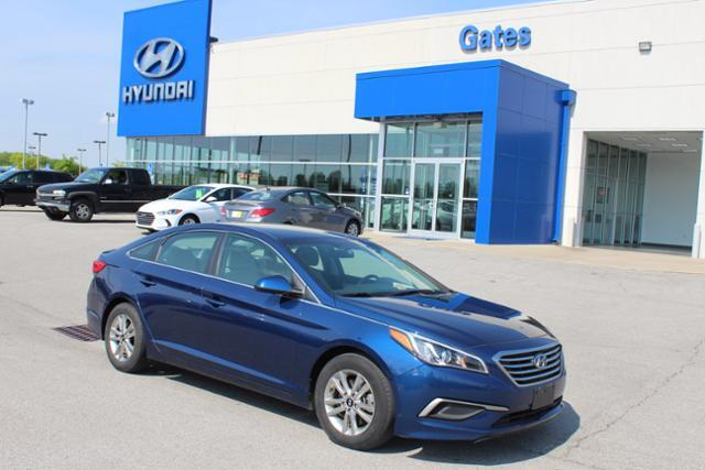 2017 Hyundai Sonata 2 4l W Bluetooth Steering Wheel C Richmond Ky