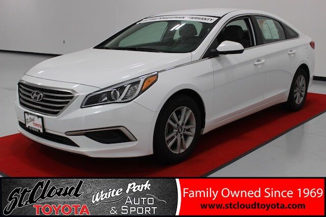 2017 Hyundai Sonata Eco St Cloud Mn