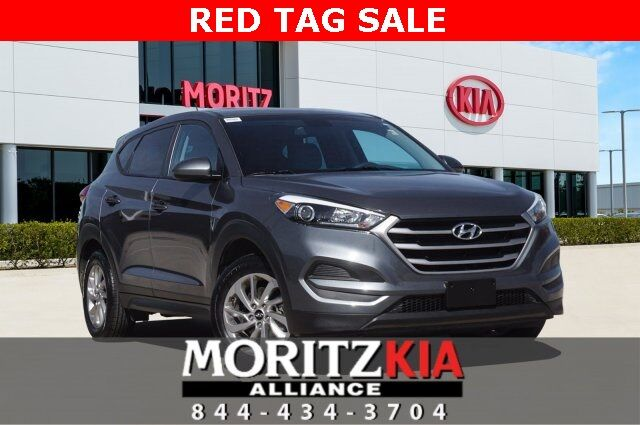 2017 Hyundai Tucson SE Fort Worth TX