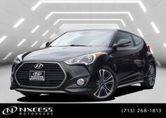Hyundai Veloster Turbo Dual Clutch Backup Camera Keyless Start. 2017