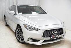 2017_INFINITI_Q60_Red Sport 400 AWD Navigation Sunroof 1 Owner_ Avenel NJ
