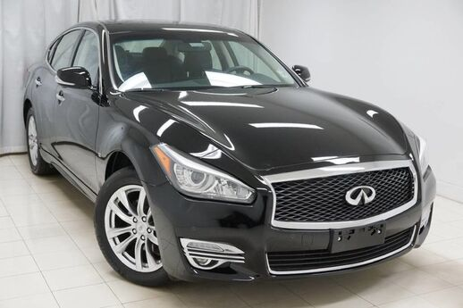 2017 INFINITI Q70 3.7 AWD Navigation 360 Camera Sunroof 1 OWner Avenel NJ