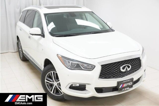 2017 INFINITI QX60 AWD Navigation Sunroof 360 Camera 1 Owner Avenel NJ