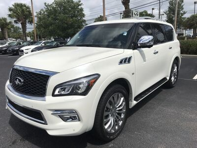 2017_INFINITI_QX80_DELUXE TECHNOLOGY_ Charleston SC