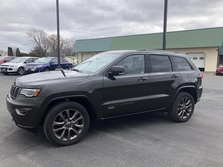 2017 JEEP GRAND CHEROKEE Limited 75th Anniversary Edition Viroqua WI