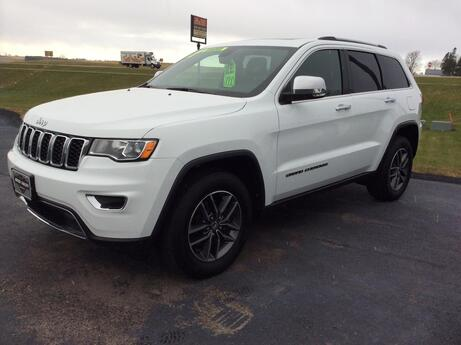 2017 JEEP GRAND CHEROKEE Limited Viroqua WI