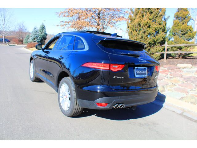 2017 Jaguar F-PACE 20d Prestige Kansas City KS