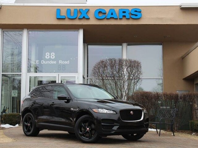 2017_Jaguar_F-PACE_35t Premium Panoroof Nav AWD Msrp $53,295_ Buffalo Grove IL