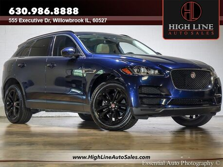 2017_Jaguar_F-PACE_35t Premium_ Willowbrook IL