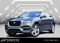 Jaguar F-PACE 35t R-Sport 1Owner Factory Warranty. 2017