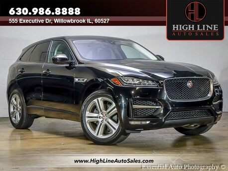 2017_Jaguar_F-PACE_35t R-Sport_ Willowbrook IL