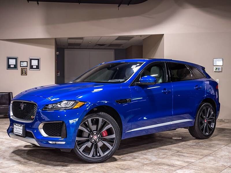 2017_Jaguar_F-PACE First Edition_SUV_ Chicago IL