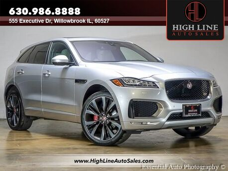 2017_Jaguar_F-PACE_First Edition_ Willowbrook IL