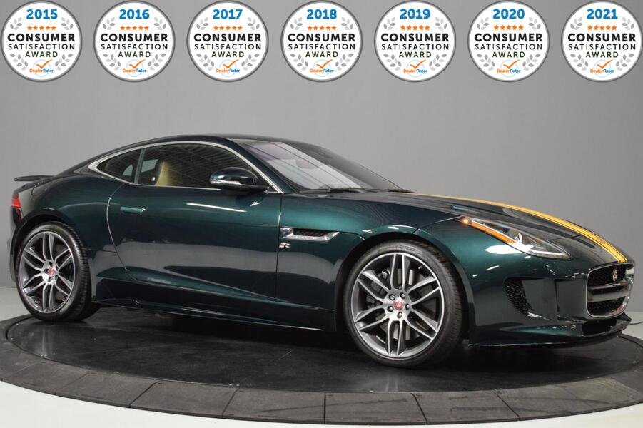 2017_Jaguar_F-TYPE_R_ Glendale Heights IL