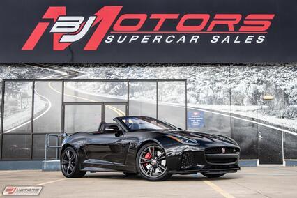 2017 Jaguar F-TYPE SVR Tomball TX