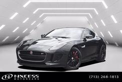 2017_Jaguar_F-TYPE_V8 5.0 Super Charger R Coupe Low Miles Factory Warranty._ Houston TX